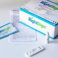 Экспресс тест для выявления антител класса IgG/IgM к SARS-CoV-2-ИХА (COVID-19 lgG/lgM Rapid Test cassette)